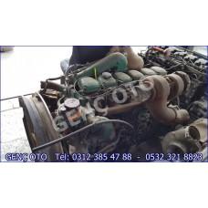 volvo kamyon 102 çıkma motor