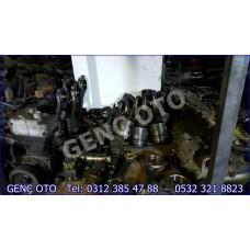 volvo kamyon d11 çıkma motor parçaları